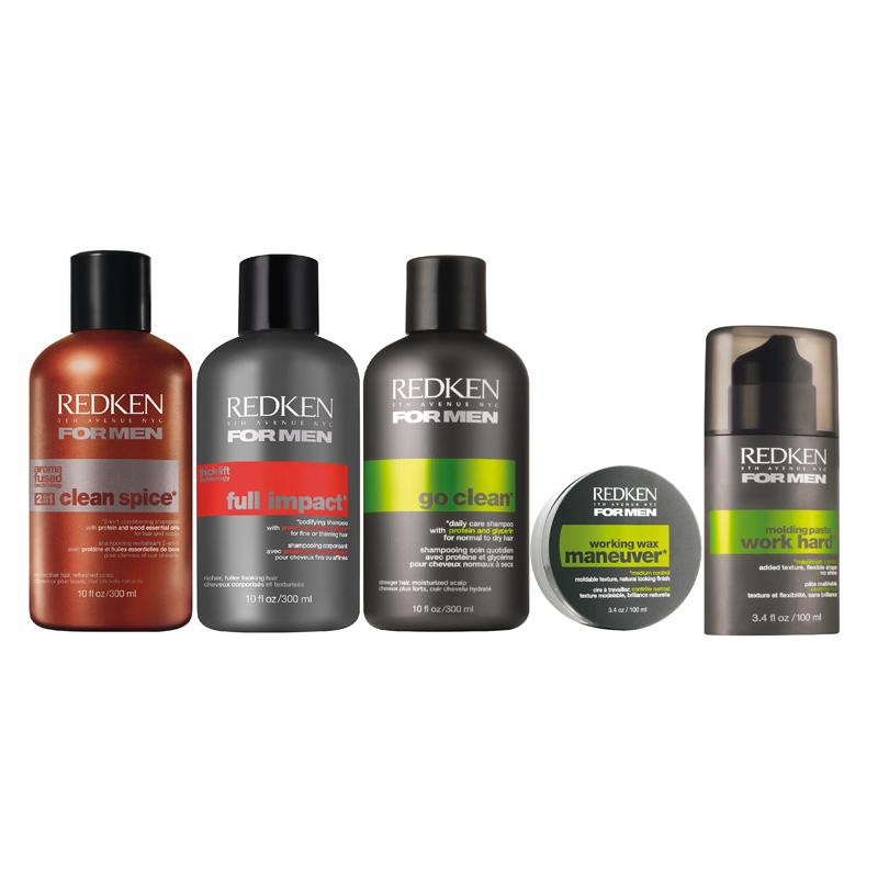 Sea cual sea la necesidad de tu cabello - hidratación, volumen, suavidad, control o protección diaria Redken te ofrece soluciones sencillas a través de una gama completa de productos para el cuidado del cabello.