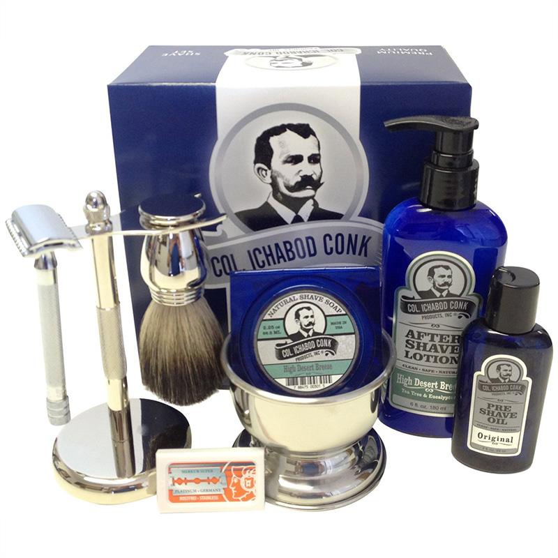 Una leyenda de antaño, una gran realidad hoy. Calidad única, producto único - en el negocio para hacer el ritual de afeitarse un placer.